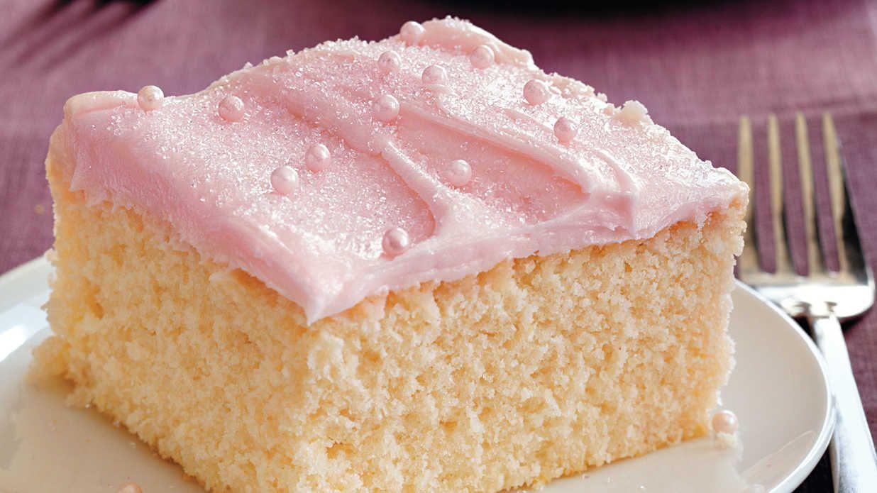 Pink Lemonade Cake Recipe
