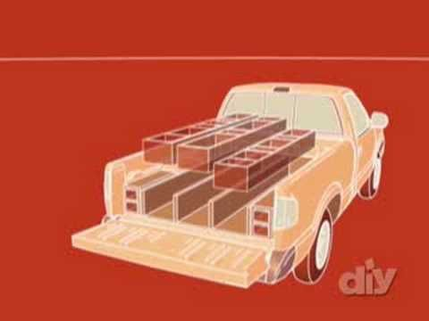 maximize your truck bed with a diy storage system | truck bed