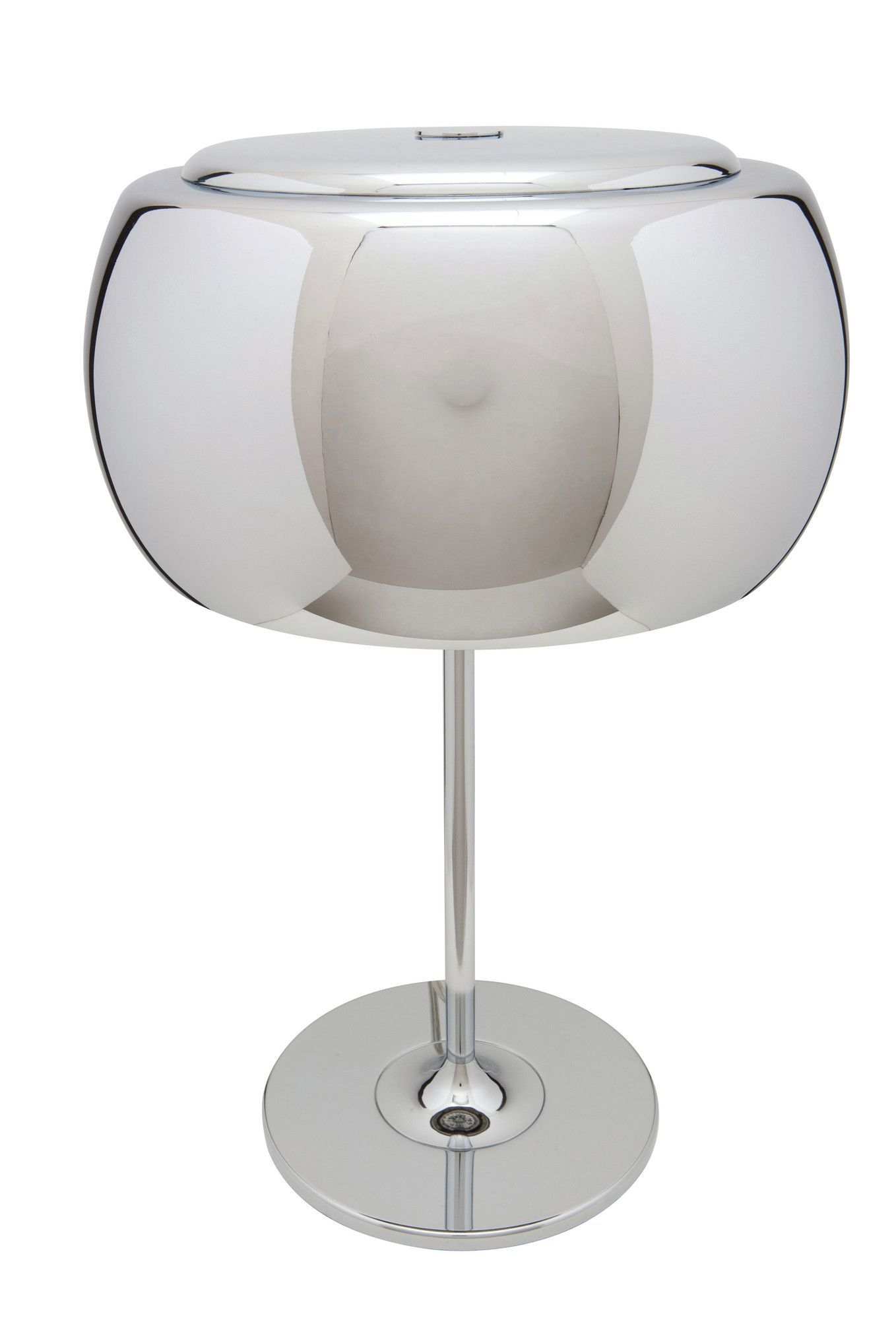"Alain 14.25"" H Table Lamp with Drum Shade"