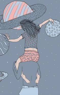 La historia de amor que tuvimos y me destrozó en 22 ilustraciones