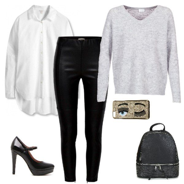 reputable site b0ca8 1c15b Pin su Outfit donna