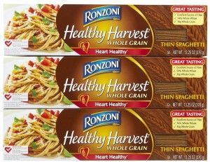 Giant: ONLY $.02 each for Ronzoni Healthy Harvest Pasta with Sale, Catalina Offer, & Possible Blinkie Coupon!