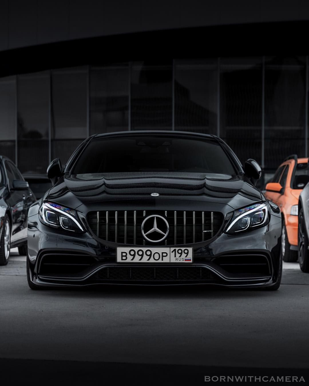 Presenting Brand New 2019 C 63 AMG, Bwc Signature. Your