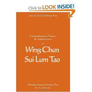 comprehensive theory and applications of wing chun sui lum tao rh pinterest com Wing Chun Kung Fu Wing Chun Techniques