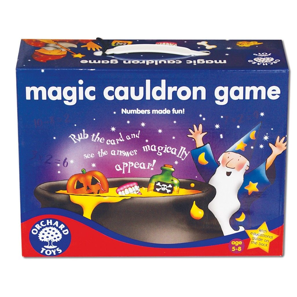 Orchard Toys Magic Cauldron Game - is a really cool gift for boys ...