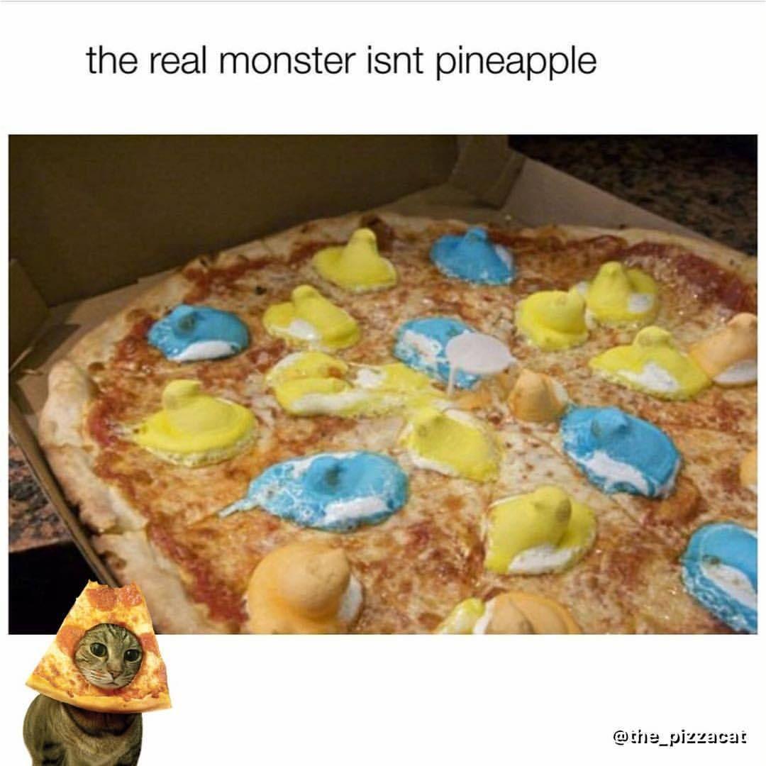 Image Result For Pineapple On Pizza Meme Pizza Meme Pineapple Pizza Pizza