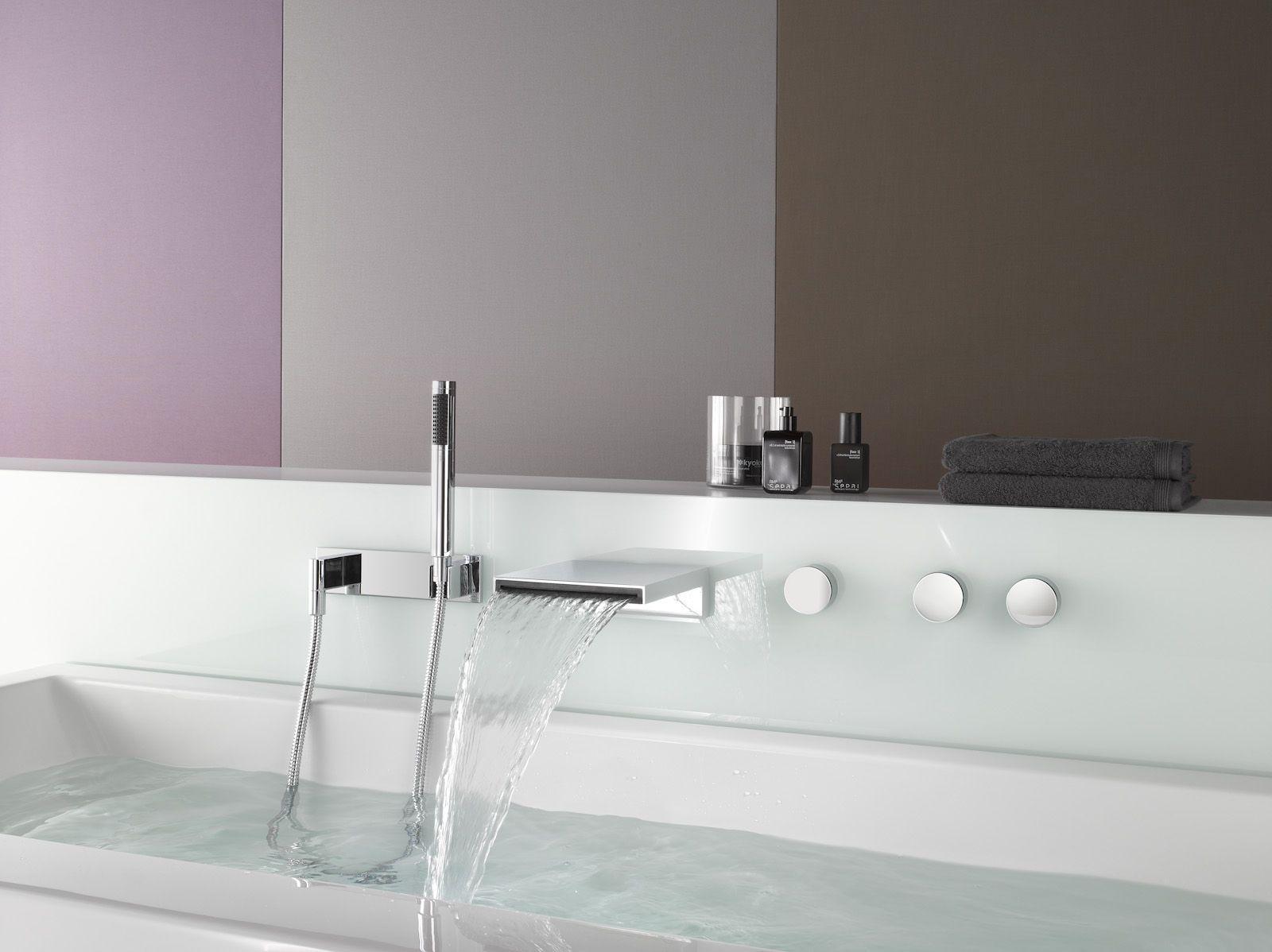 Bathroom Faucets Dornbracht deque / bath & spa / fitting / dornbracht | salle de bains