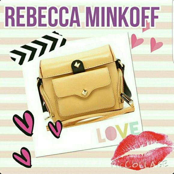 NEW Rebecca Minkoff Craig Camera Crossbody NWT Leather Crossbody Comes with Dust Bag and tags attached. Great for all year round Rebecca Minkoff Bags Crossbody Bags