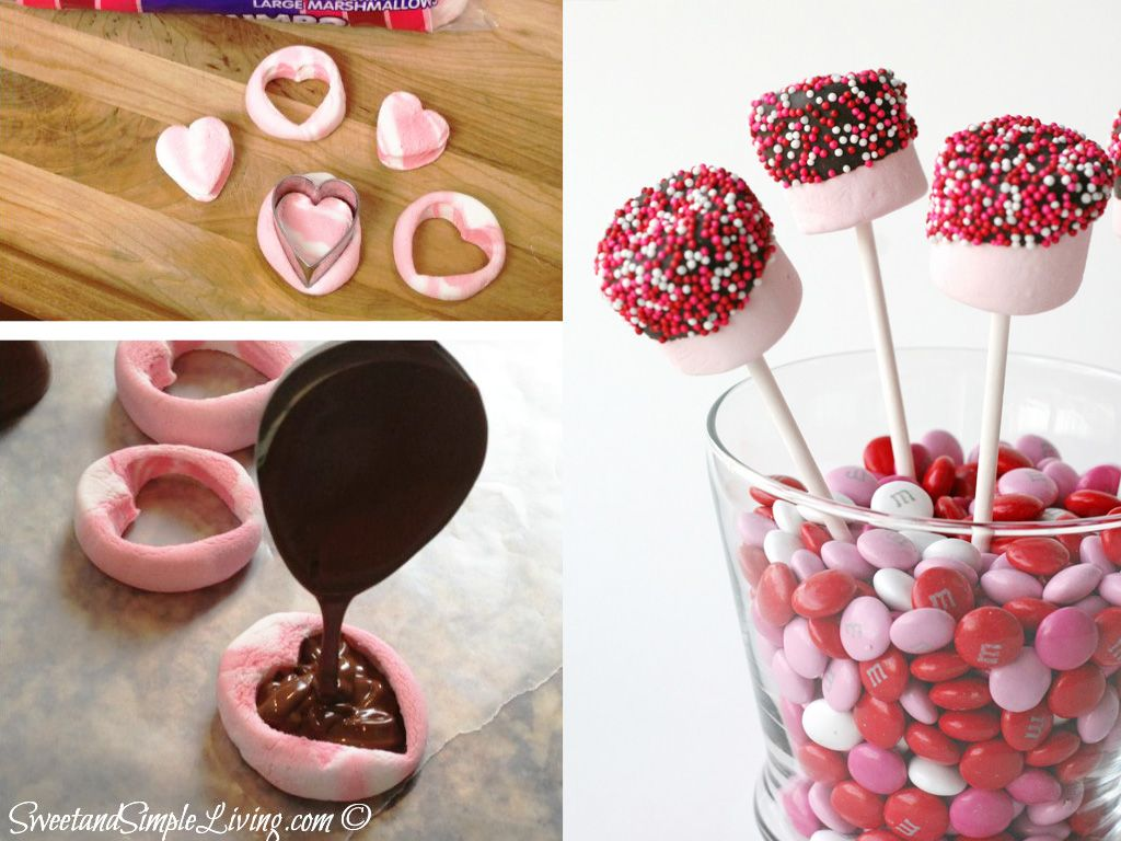 Te comparto 14 recetas de postres f ciles para regalar - Dulces de san valentin ...
