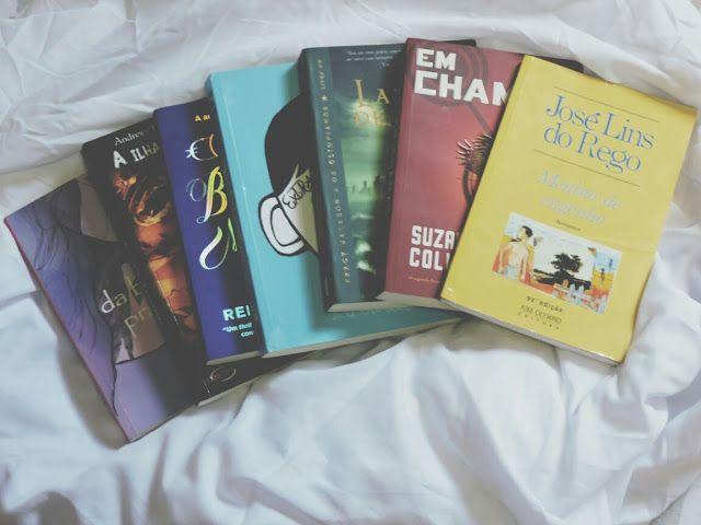 Garota Veneta : #Tag - Arco íris literário.