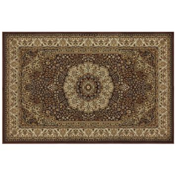 Mohawk Home Classique Turmeric Floral Rug Floral Rug Rugs Floral