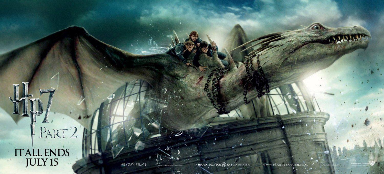 Pin Von Rose Godinez Auf Posters Harry Potter Drachen Heiligtumer Des Todes Harry Potter Poster