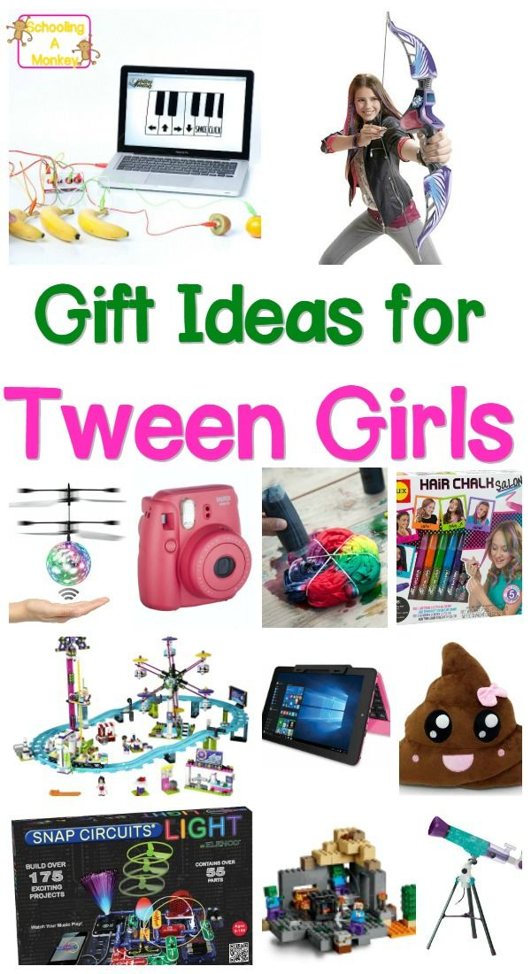 GIFTS FOR 10 YEAR OLD GIRLS WHO ARE AWESOME | Tween girl ...