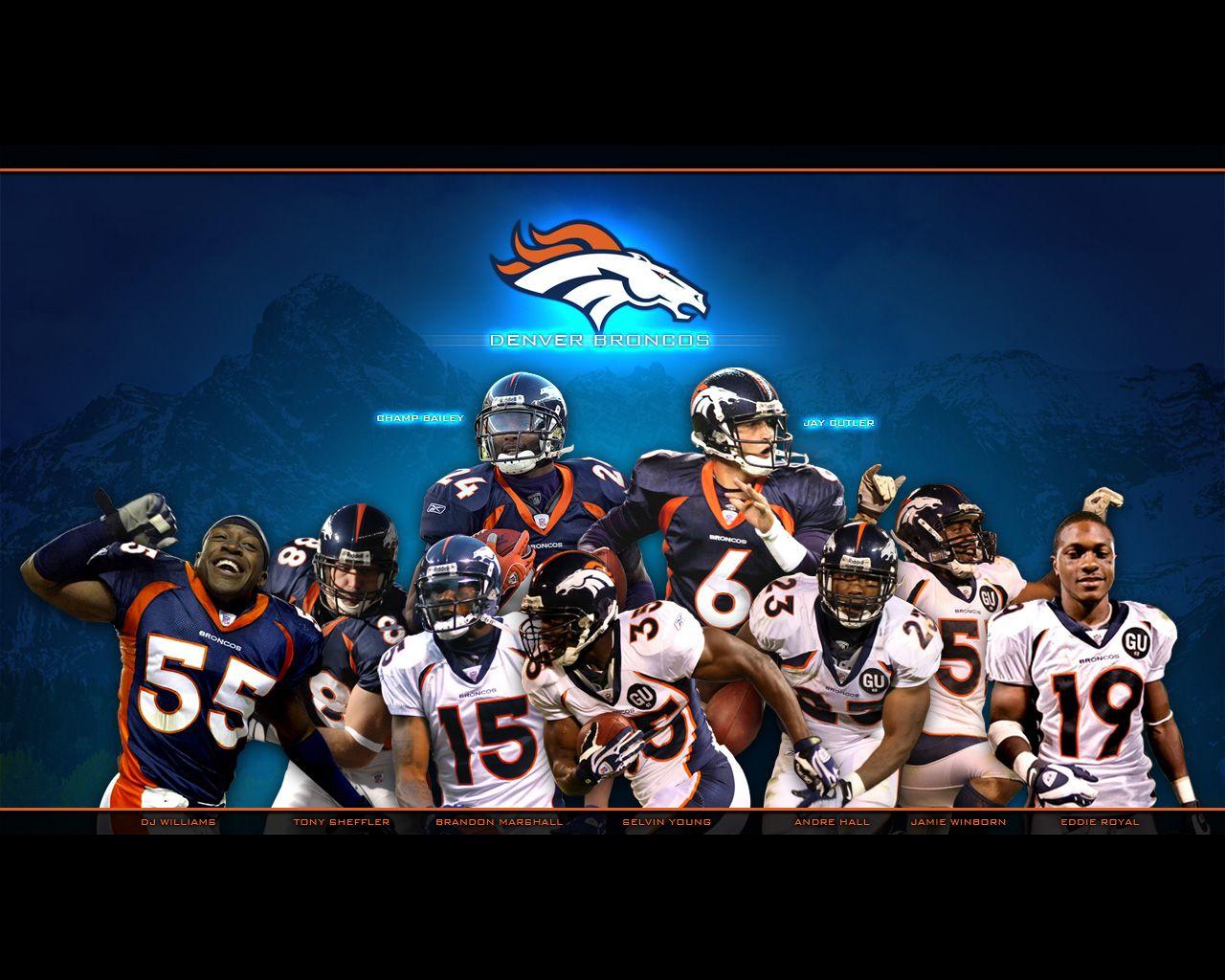 denver broncos pictures Denver Broncos 2008 Team