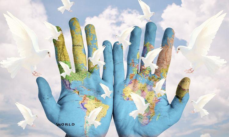 Manfaat Hidup Rukun Di Sekolah Rumah Dan Masyarakat Penulis Cilik Hidup Dunia Sekolah