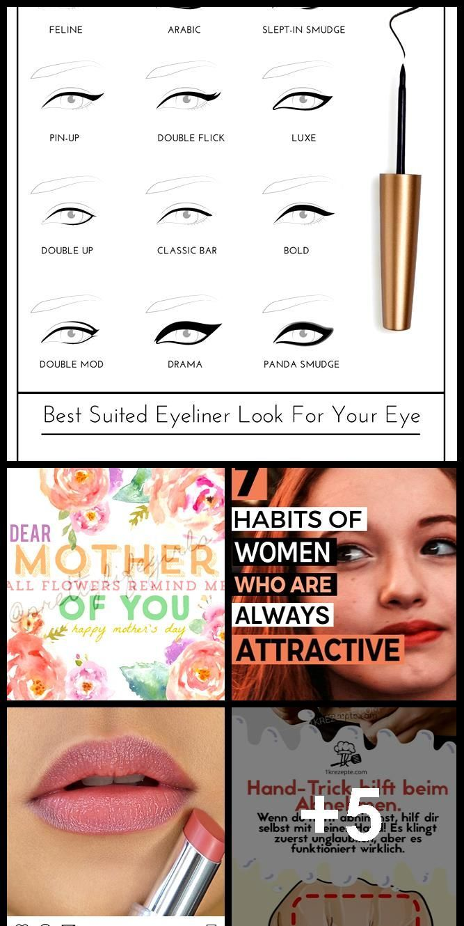 eye makeup eyeliner styles and shapes guide infographic , eye makeup eyeliner styles and shapes gu