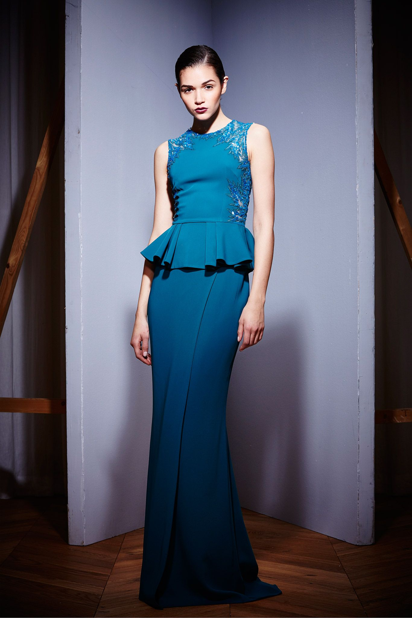 Frockage zuhair murad fall rtw collection look gowns and