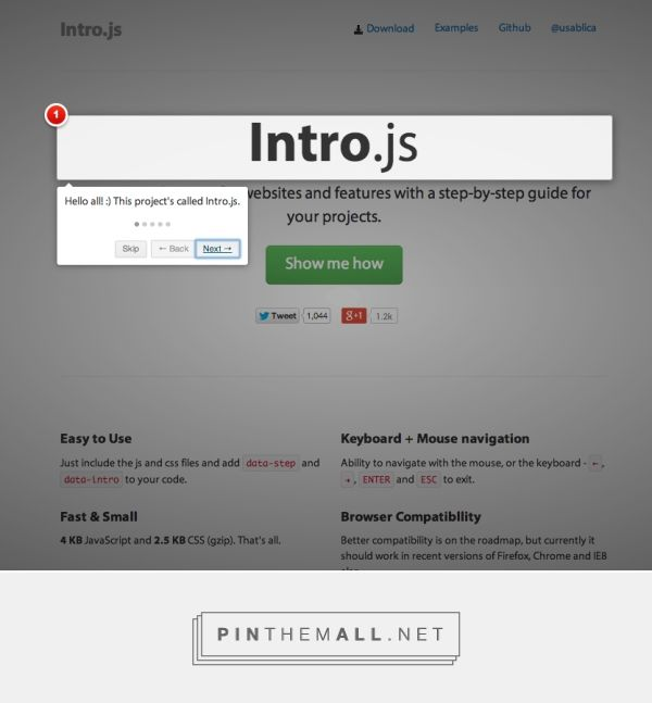 Pin by Mu on Javascript & Jquery Plugins   Coding tutorials