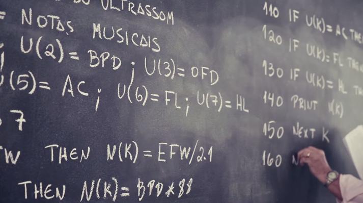 Matemático brasileiro criou um software que converte os resultados de ultrassonografia em uma linda sinfonia