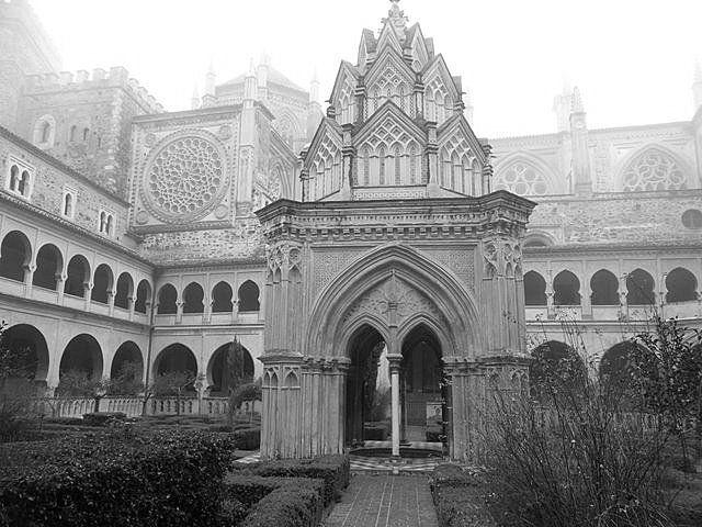 Monasterio de Guadalupe #Extremadura