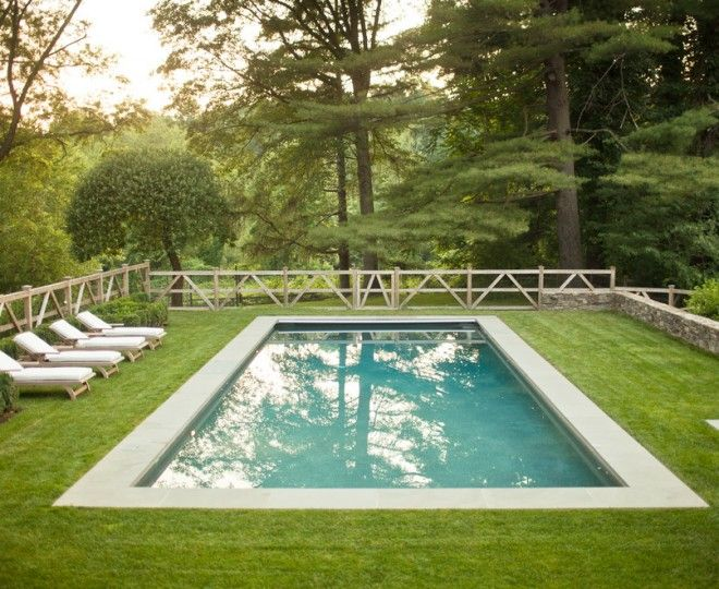 Glamorous Pool Fences mode Los Angeles Farmhouse Pool Innovative ...