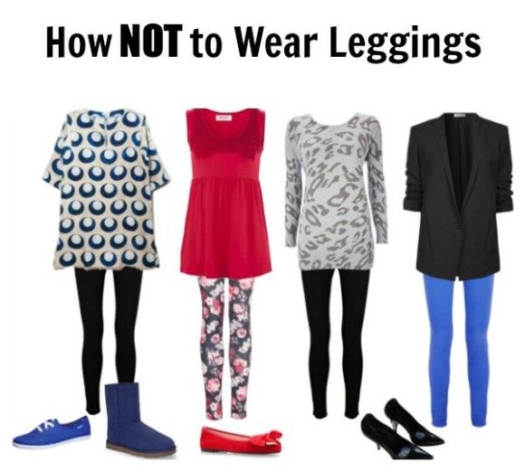 How to Wear Leggings - How To Wear Leggings Western Outfits, Clothes And Fall Winter