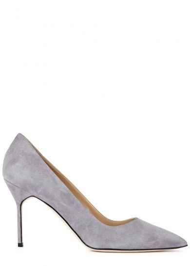 Manolo blahnik shoes, Suede pumps, Pumps