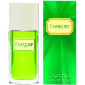 Emeraude Cologne Body Spray for Women, 2.5 fl oz -