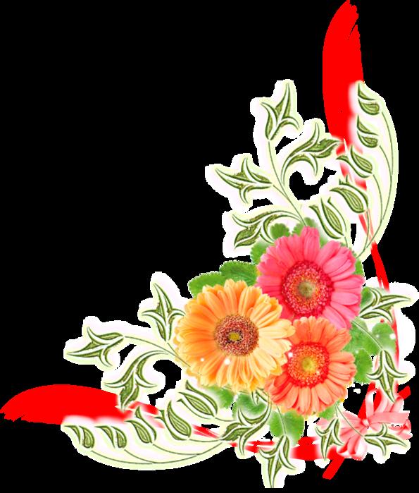 Жарки цветы, картинки с цветами для оформления открытки