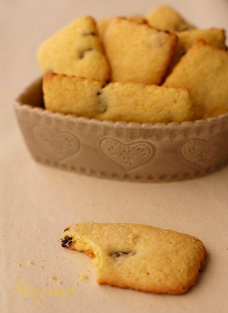 Biscotti di Polenta by Staximo, via Flickr