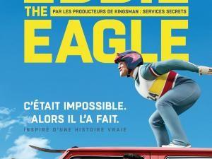 Cinéma : Eddie the eagle avec Hugh Jackman et Taron Egerton #critique • Hellocoton.fr