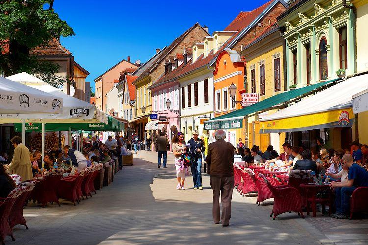 Pictures Of Zagreb Croatia Stock Photos Photos Gallery Zagreb Croatia Zagreb Croatia