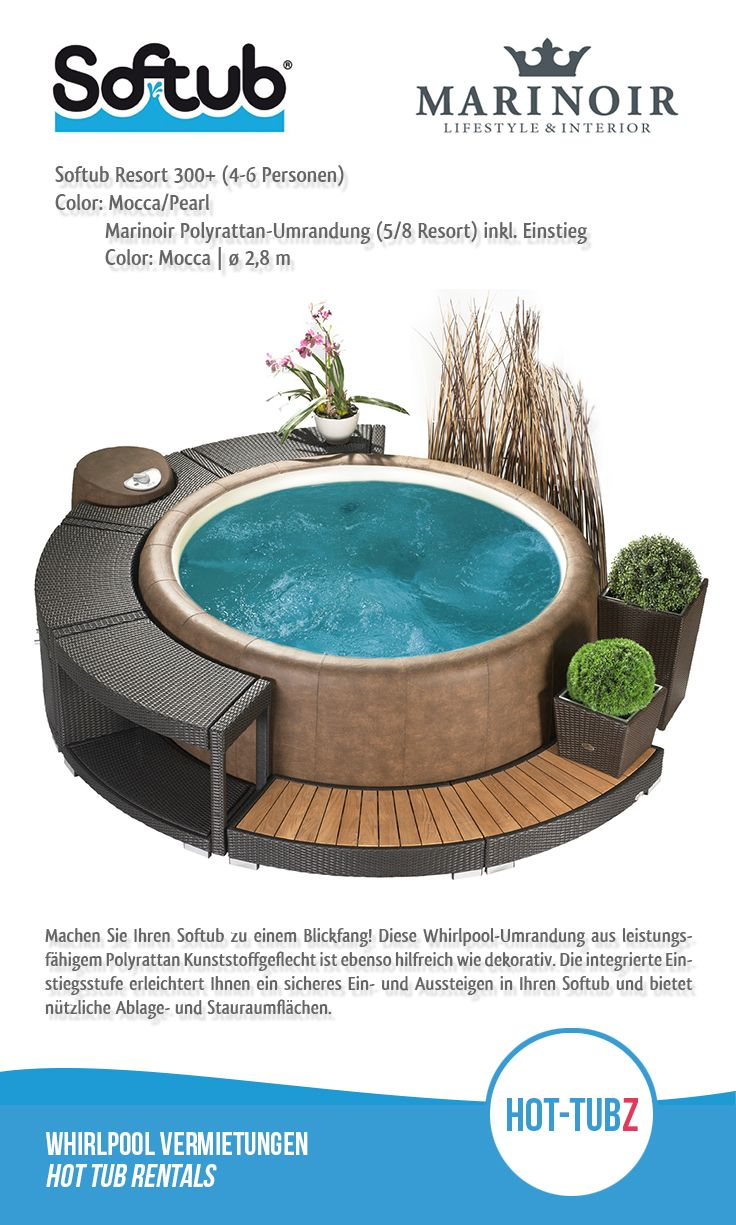 Swimming Pool Umrandung hottubz we bring relaxation to you presentiert softub 5 8