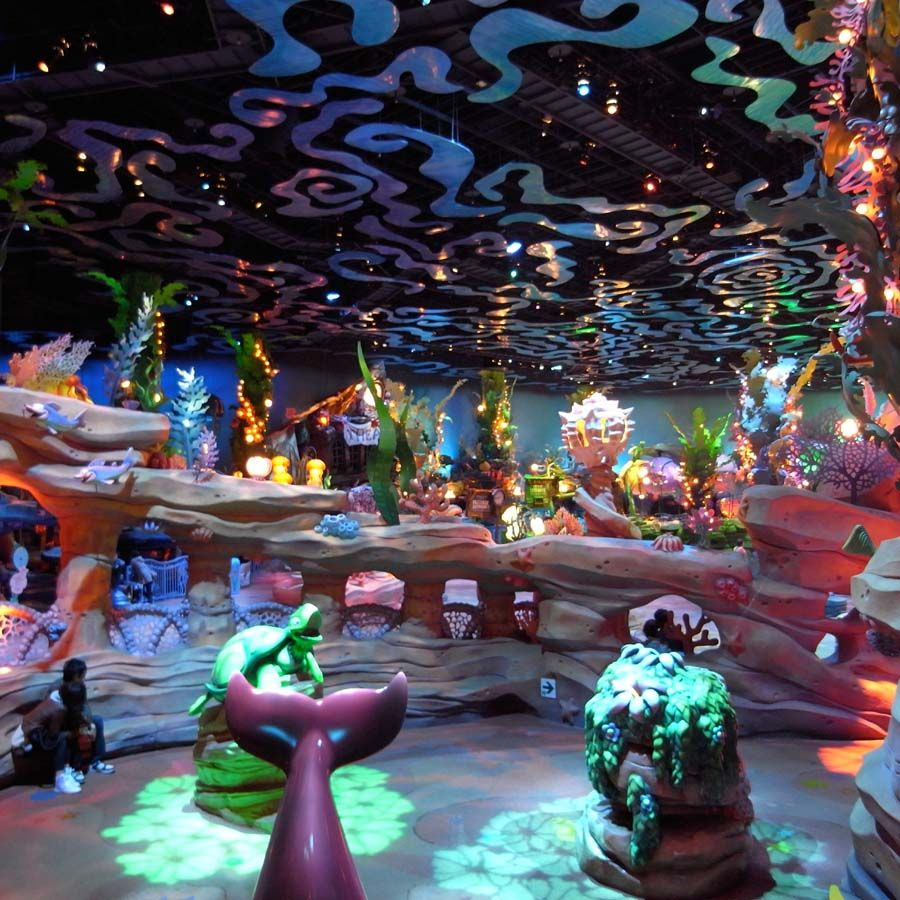 tokyo disney sea/ ariel play ground | places i'd like to go