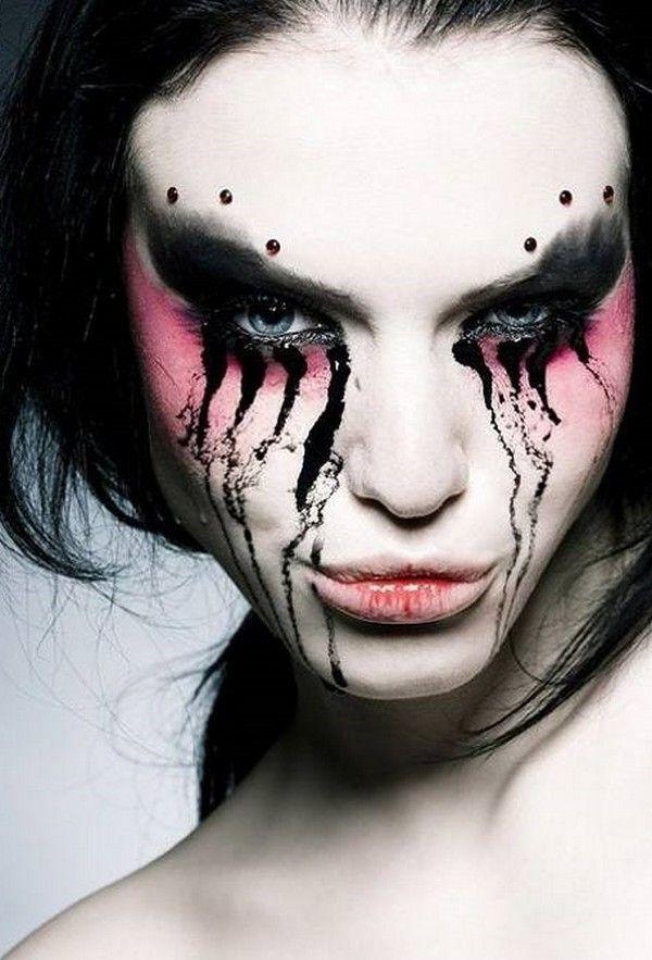 Emejing Witch Halloween Makeup Ideas Contemporary - harrop.us ...