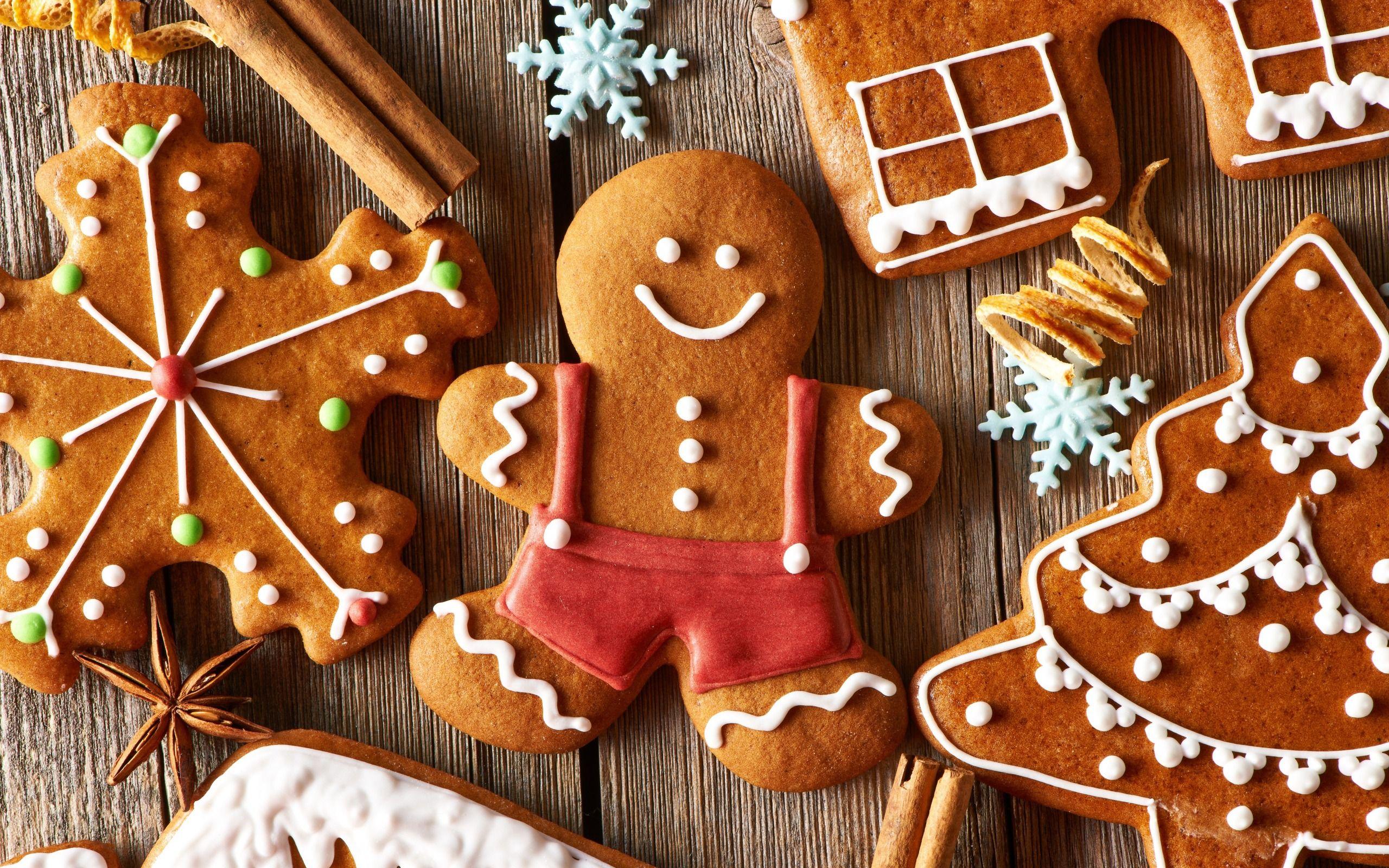 печенье на рождество фото удовольствием