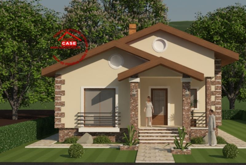 Proiecte De Case Mici Pe Un Singur Nivel Modern Bungalow House Design Modern Bungalow House Bungalow House Design
