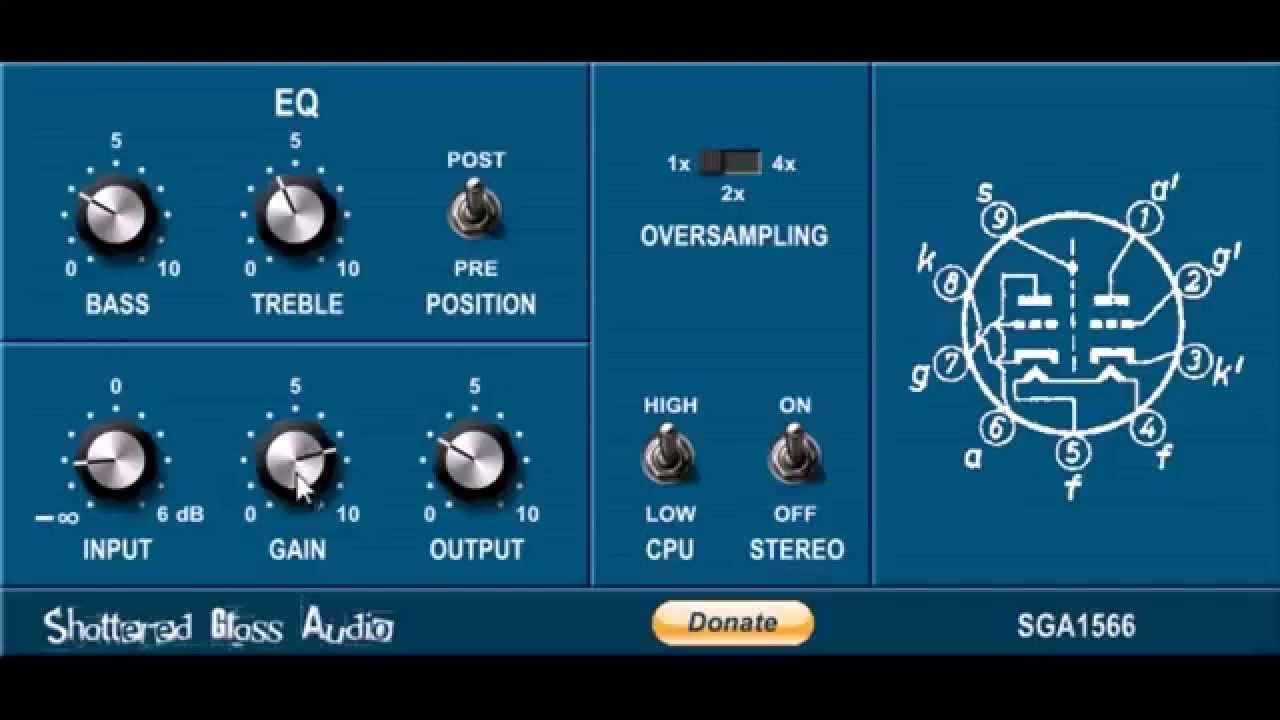 Best Free Vst Plugins Audio Shattered Glass Digital Dj
