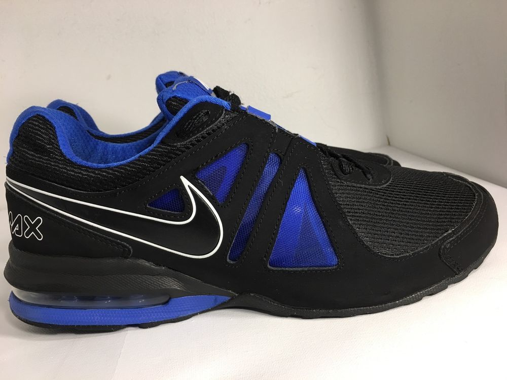 Nike Men Air Max Limitless Black Sports Shoes - 454245-005- Size10.5 US