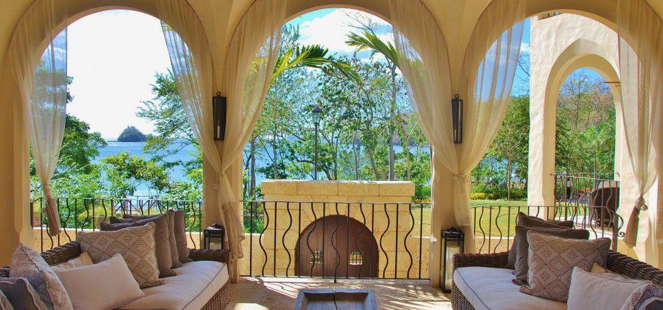 to Las Catalinas, Costa Rica Las Catalinas