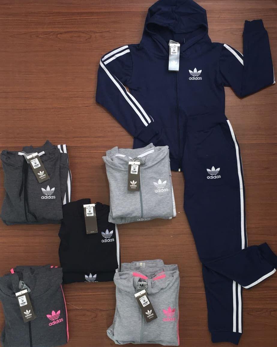 ir a buscar paralelo Prescripción  Pin by SARAI MONASTERIO on Outfits | Sports wear outfits, Adidas outfit,  Adidas jacket