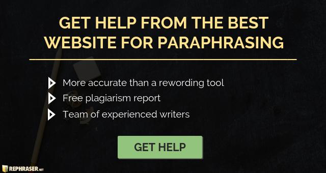 Best Website For Paraphrasing Paraphrase Cool