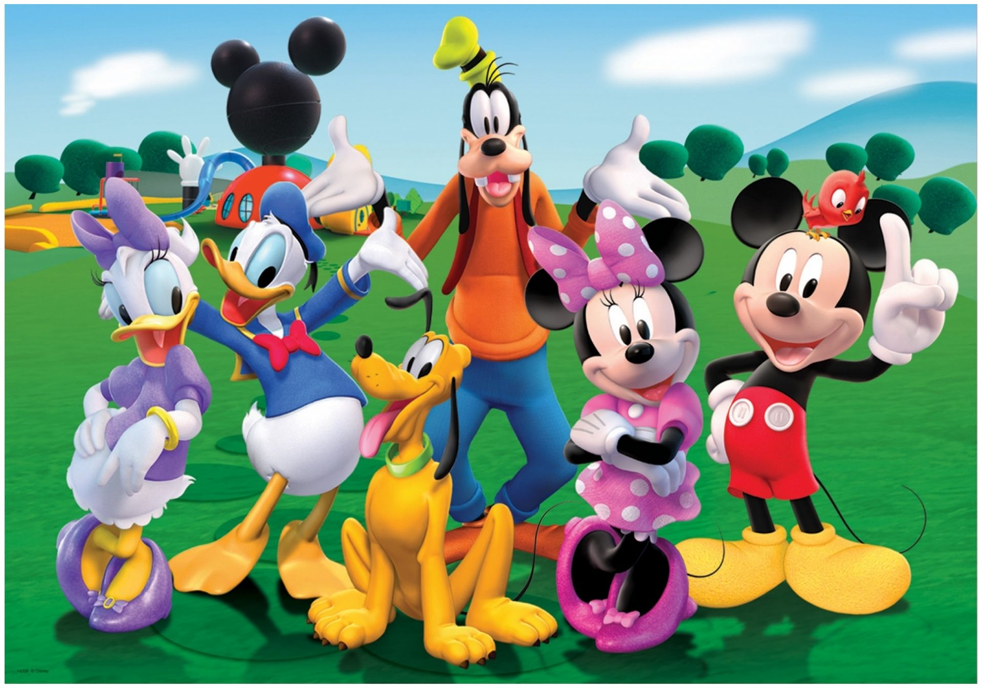 Mickey Mouse Cartoons HD Wallpapers Download HD Walls ...