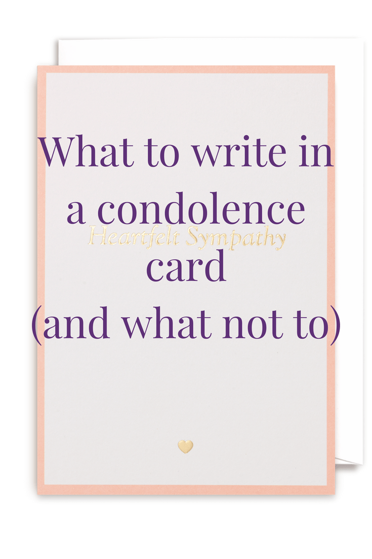 sympathy messages what to write in a condolence card cv objective for fresh graduate entry level management trainee resume describing customer service skills on