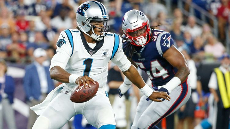 Cam Newton Addresses Joining The Patriots In New Youtube Video In 2020 Nfl News Patriots Patriots News