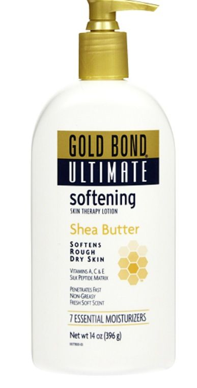 Gold Bond Shea Butter Lotion My Favorite Lotion Ever