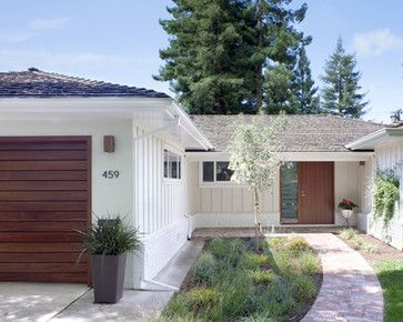 Exterior Photos Midcentury Modern Ranch Design Pictures Remodel