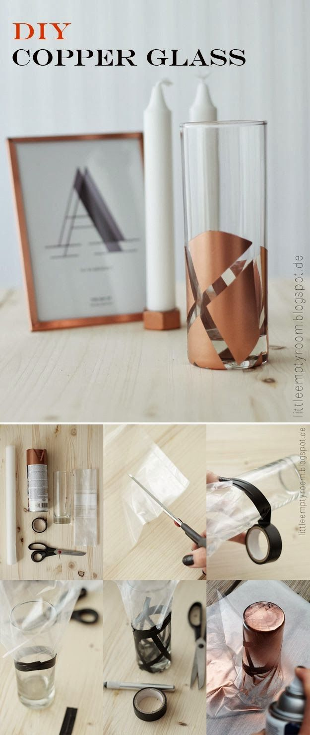 17 Gorgeous DIY Copper Projects That Will