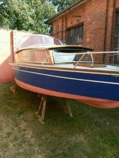 Motorkajutboot Mit 30ps Honda Heck Maschine Mit Bildern Honda Heck Ebay Kleinanzeigen
