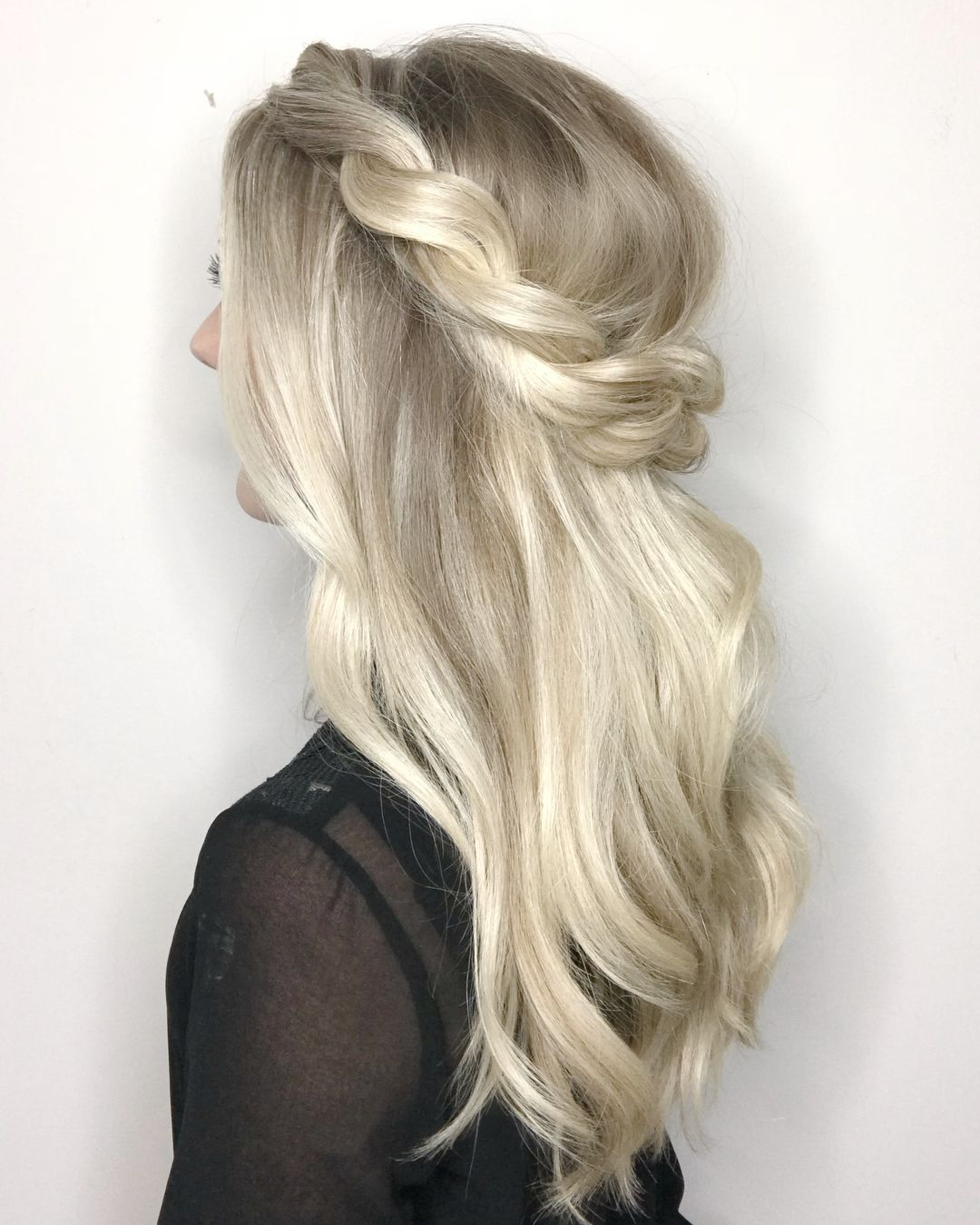pin by hair and makeup by emily on my style | hair, bridal